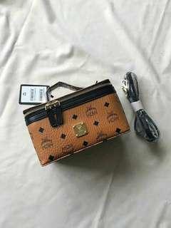 💕MCM Box Cross Body Bag 💕