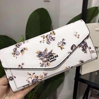 Coach envelope wallet (pre-order eta 3 june) - limited in stock