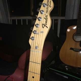 Fender telecaster Japan