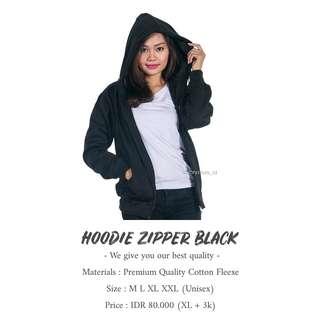 Hoodie Zipper (Jacket) Polos