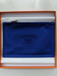 Hermes Flat Pouch