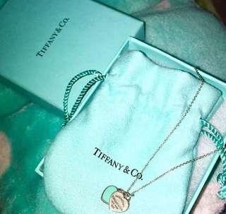 Tiffany 頸鏈