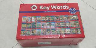 Keywords with Peter and Jane complete set