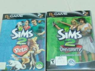 The Sims 2 Expansion Pack