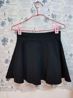 🚚 黑色傘裙