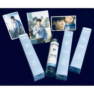 [Ready stock] Jungkook Perfume - W.Dressroom No.97 April Cotton Perfume (BTS)