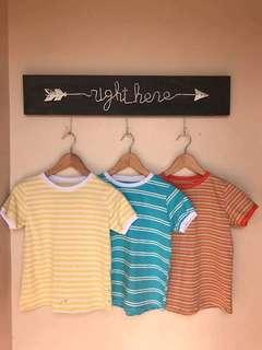 Stripes trendy shirt