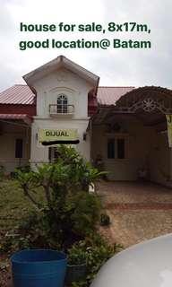 1.5 storey house in Batam