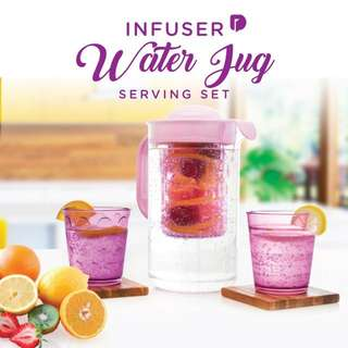 Fit + Infuser Jug - Happier & Healthier Family