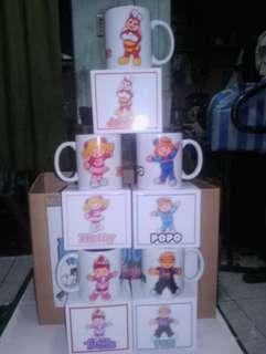 Jolly Mugs