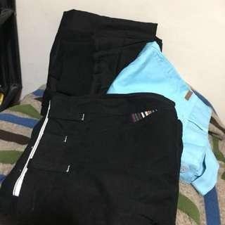 🚚 全新的褲子3件一組賣 #舊愛換新歡 #100元好物