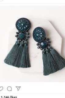 Lovisa tassel earring $10 mailed
