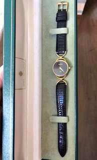 Gucci 6000L Leather Strap 11,800