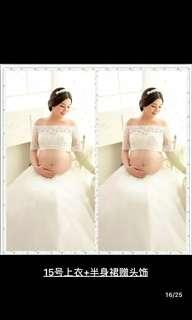 孕婦照服飾