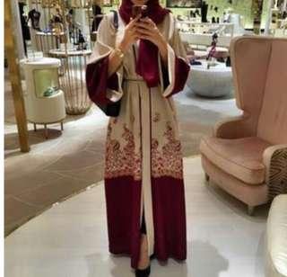 Dubai gules Robe 2018 New abaya Arabian muslim