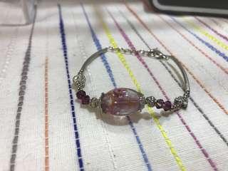🚚 玻璃珠手鍊