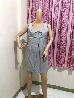 Size L Dress Grey