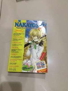 Nakayoshi comic