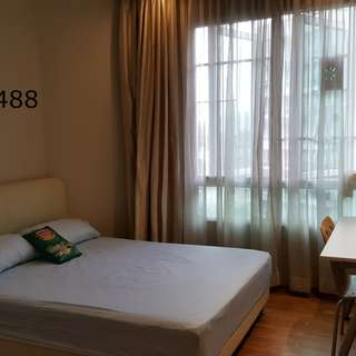 condo master rm Tampines Flora Rd Edelweiss include utility wifi