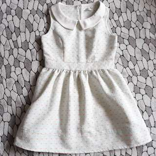 Collared Doll dress