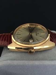 Vintage Men's Manual Winding Watch