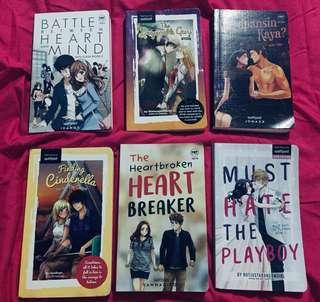 Wattpad Books | Popfiction