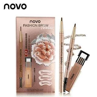 Novo Eyebrow Set 3pcs