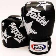 Fairtex Nation Print Gloves