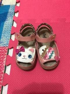 🚚 女童涼鞋14.3cm