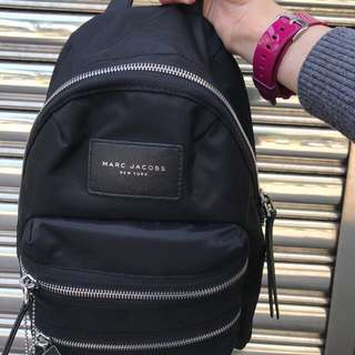 🚚 Marc Jacobs Nylon Biker Backpack (改用蝦皮