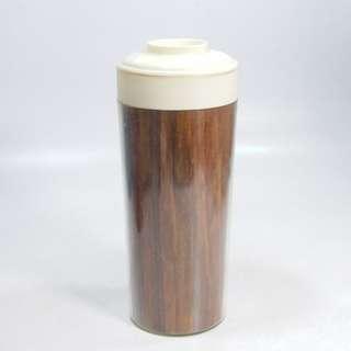 懷舊  香港製造  有蓋水杯