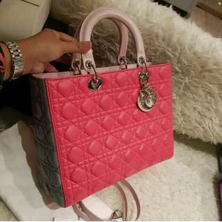 👉MURAH - LADY DIOR Large 3 Color 2014#the