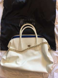 Leather Marciano Tote Bag