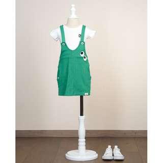 18M-5Y Jumper Dress Set