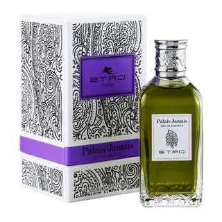 Parfum Original Etro Palais Jamais