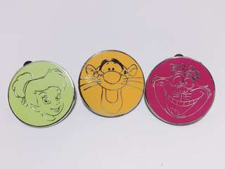 [交換優先] 迪士尼 tinkerbell 跳跳虎 妙妙貓 pin
