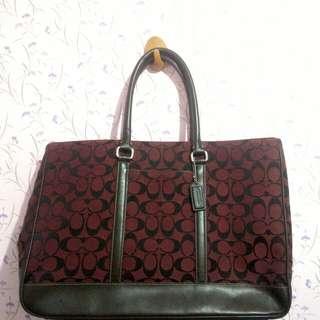Authentic Coach large bag