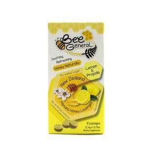 Bee General Manuka Honey 🐝 固體麥蘆卡潤喉蜂蜜 (紐西蘭直購New Zealand Buy)