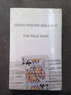 David Foster Wallace - The Pale King