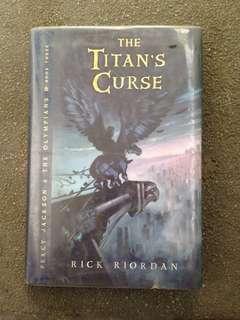 Rick Riordan - Titan's Curse