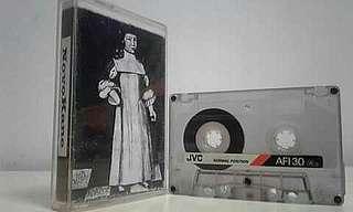 Novokane demo cassette