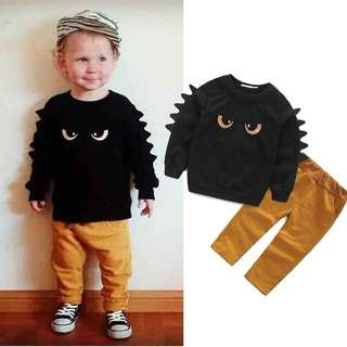 Boy Shirt Set