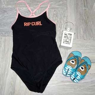1pc Black Swimsuit (KS009)