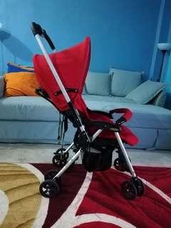 Stroller Combi Wide Flat