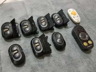 Carozzeria steering remote