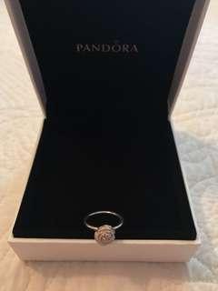 Pandora Rose Bud Ring