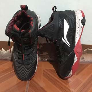 Second Hand Basketball Shoes