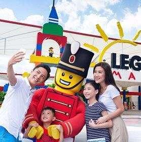 Legoland Theme Park | Water Park Malaysia