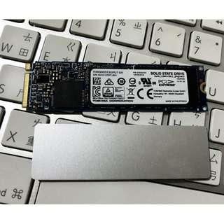 Toshiba XG3 512G NVMe PCIe SSD MLC 固態硬碟 (附贈散熱鋁片)