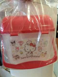 Sanrio Puroland 餐食盒